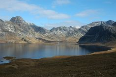 Fionn loch and Dubh Loch Wester Ross, North Coast 500, Brown Trout, Homeland, Footprint, Fly Fishing, West Coast, Color Combos, Places Ive Been