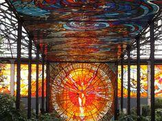 Cosmovitral, Toluca | © Annabelle Orozco/Flickr