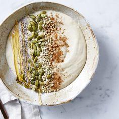 I Quit Sugar: Salted Caramel Smoothie Bowl