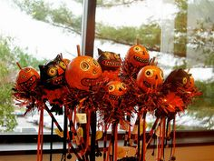 Halloween shakers