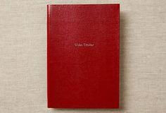 """Globe Trotter"" Journal, Red on OneKingsLane.com"