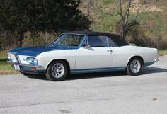 1966 Chevrolet Corvair Yenko Stinger Convertible