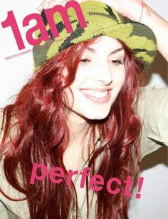 1AM Magazine Issue 15 'perfect' ASTRA cover