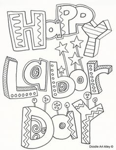 labor day coloring pages free and fun coloring pages for all