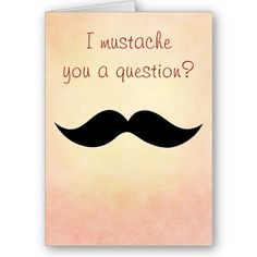 Shop Mustache Valentine Card created by kidsonly. Personalize it with photos & text or purchase as is! Cute Valentines Day Cards, Valentines Design, Valentines For Boys, Funny Valentine, Mustache Cards, Dyi Crafts, Heart Cards, Kids Cards, Paper Texture