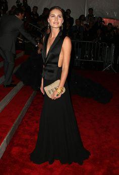Lauren Bush in Ralph Lauren (2009)