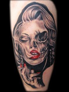 Image result for reminder not to smoke tattoo