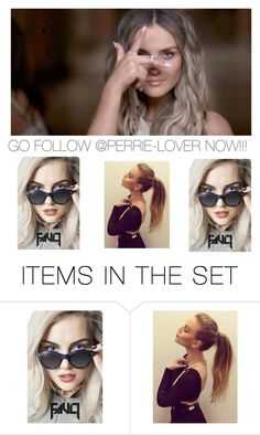 """YOU BETTER... LIKE RIGHT NOW!!"" by jadethirlwall92 ❤ liked on Polyvore featuring art and BIGGESTPERRIE"