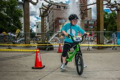 2016 Strider Cup racing in Spokane-WA, presented by Toyota.