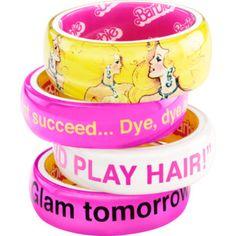 Barbie Bracelets ✻~BarbieWorld~✻