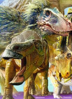 Love in the Time of Chasmosaurs: It's a great big beautiful Golden Book of Dinosaurs