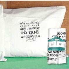 Irish+Blessing+Pillow+Case+Set