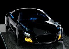 VERY NICE!  I am really liking Audi's new lighting idea!