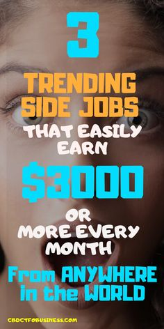 Everybody is looking to make extra income these days, and many people are turning to work at home programs… But, which ones are real and which ones are scams? Check out my top 3 work from home jobs online. Way To Make Money, Make Money Online, Online Earning, Online Income, Passive Income Opportunities, Earn Extra Income, Work From Home Tips, Nurse Humor, Online Work