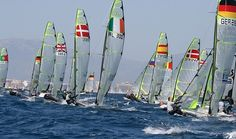 España. Training Camps 2012 en el Club Nàutic Arenal (Mallorca)