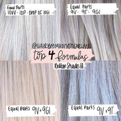 Redken Color Formulas, Hair Color Formulas, Love Hair, Great Hair, Redken Hair Color, Redken Hair Products, Brit, Hair Toner, Redken Shades Eq
