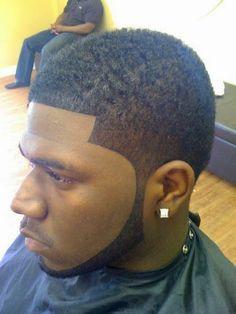 I like his haircut and edgeup.
