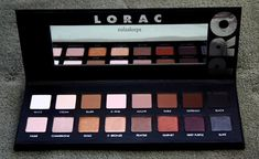 The Holy Grail: LORAC PRO Palette - Paperblog