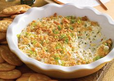 Just the right amount of heat served up in a deliciously creamy, cheesy dip.