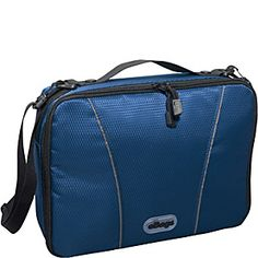 Ebags slim insulated lunch bag - keeps things very cool if you use a little ice pack, and you can stuff it with food to turn any backpack or bag into a diaper / food bag!