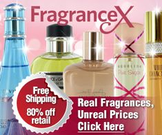 Find fragrances for your home, women's perfume, and men's cologne.