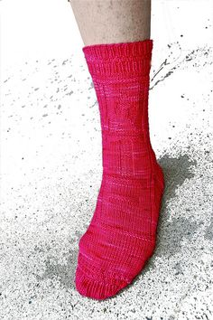 OMGWTF socks - now available on Ravelry