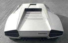 Lamborghini Countach : Ugly and beautiful at the same time