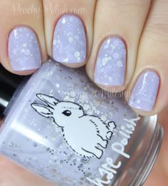 "HARE polish: Swatches and Review ""Pegasus"""