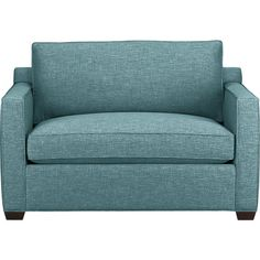 Davis Twin Sleeper Sofa in Sofas | Crate and Barrel