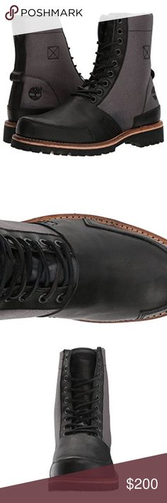 Timberland in Men Men work boots great for indoor and/or outdoor wear. Durable for winter. Stylish for year round wear. Timberland Shoes Boots