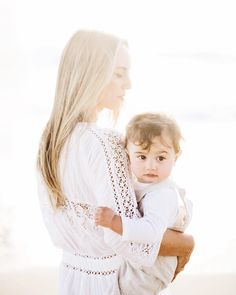 such a sweet little soul. josephs family session × manhattan beach, california