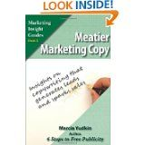 "Marketing master and friend Marcia Yudkin's ""Meatier Marketing Copy"""