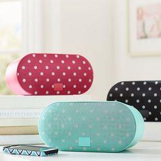 PBteen Dottie Bluetooth Speakers