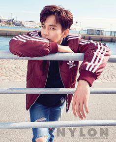 Yoo Seung Ho Nylon Magazine Interview: 120 Hours in Helsinki Yoo Seung Ho, Asian Actors, Korean Actresses, Korean Actors, Actors & Actresses, Korean Idols, So Ji Sub, Incheon, Park Bo Gum