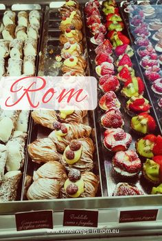 A culinary travel tip for Rome: where a typical Roman breakfast tastes particularly good. - Cappuccino and cornetto! This is the classic Roman breakfast duet. In an article, I wrote down wher - Nutella, Food Porn, Cappuccino Machine, Italian Coffee, Top Restaurants, Great Coffee, Pasta Salad, Salad Recipes, Brewing