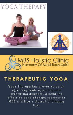 #MBSHolisticClinic #Whitefield  #TherapeuticYoga  #YogaTherapy  #YogaTherapy has proven to be an effecting mode of #curing and #preventing #diseases. Attend the effective #YogaTherapysessions at #MBS and live a blessed and happy life.