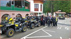 Quadcenter Kupferzell: Can-Am-Ausfahrt in den Schwarzwald Das Team vom Quadcenter Kupferzell hatte seine Can-Am-Kunden eingeladen; gemeinsam verbrachte man eine dreitägige Can-Am-Ausfahrt in den Schwarzwald http://www.atv-quad-magazin.com/aktuell/quadcenter-kupferzell-can-am-ausfahrt-in-den-schwarzwald/ #canam #quadtour #quadhandel #atvundquadmagazin
