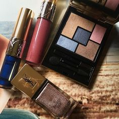 YSL Summer 2016 makeup collection (part of it)