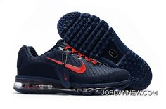 Nike Air Max 2017.5 Mens Shoes Dark Blue Red 849559 007 Outlet Cheap To Buy