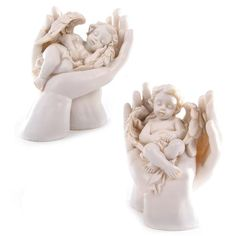 Sleeping Cherub in Cupped Hands Cherubs are a popular range of products for all ages We have an extensive collection of designs including decorative