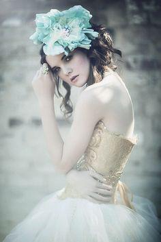 Alice in Wonderland / karen cox.  Endless Love {Emily Soto}