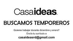 EMPLEO en @casaideasrd