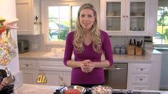 Registered dietitian Cynthia Sass shares simple food swaps to help you cut calories while enjoying your favorite foods.
