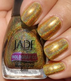 Jade - Mystic Gold (from KellieGonzo)