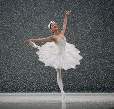 another snow queen...a la the nutcracker.