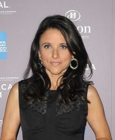 Julia Louis Dreyfus See our Seinfeld shirts at OldSchoolTees.com