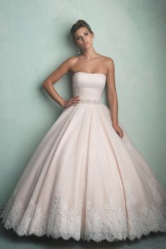 Allure Bridals Wedding Dresses 2014 Collection