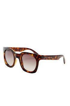 Marc by Marc Jacobs Women's Thick Rim Sunglasses