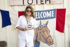 Out and About at Round Top Antiques Show: The Scene on Marburger's Opening Day
