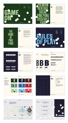 Bounce Brand Guidelines by Ascend Studio
